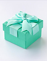 Small And Fresh And Sweet Bow Ring Box