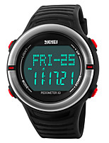 SKMEI® 1117  Men's Woman Watch Outdoor Sports Multi - Function Watch Pedometers/Heart Rate Monitor/Calories Burned/50 Meters Waterproof