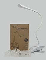 Luminária de Mesa Branco Natural Luzes de Presença Luz de Leitura LED Lâmpadas de Mesa LED 1 pç