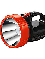 YAGE Lanternas LED LED Lumens 2 Modo LED Outro Regulável Recarregável Tamanho Compacto Super LeveCampismo / Escursão / Espeleologismo Uso
