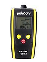 Kkmoon портативный цифровой анализатор алкоголя тестер датчик breathalyzer