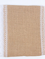Jute Wedding Decorations-1 Piece Spring Summer Fall Winter Non-personalized