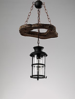 Pendant Light   Rustic/Lodge Feature for LED Wood/Bamboo Living Room Bedroom Dining Room Kitchen Study Room/Office