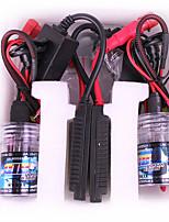 Kit de phare à conversion cachée au xénon ampoule 55w h1 h3 h4 h7 h8 h11 9005 9006