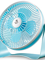 Mini USB Fan with Stable Stand and Adjustable Angles