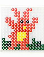 Набор для творчества Обучающая игрушка Пазлы Игрушки для рисования Квадратная 6 лет и выше