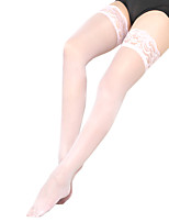 3 pairs of socks  Lacy trunk stockings