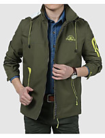 Men's Jacket Fishing Hiking Climbing Spring/Fall