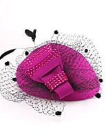 צמר כיסוי ראש-חתונה אירוע מיוחד קז'ואל משרד וקריירה כובעים חלק 1