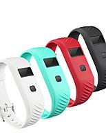 Smart-Armband Wasserdicht Verbrannte Kalorien Schrittzähler Übungs Tabelle Sport Distanz Messung Anti-lost APP-Steuerung