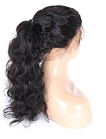 Premier ® 360 Lace Frontal Wig 150% High Density 10A Brazilian Human Hair Wigs Body Wave Free Part Wig with Baby Hair