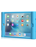 For Apple iPad Air 2 Case Cover Shockproof Full Body Case Solid Color Soft Silicone