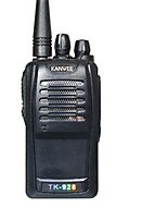 Tragbar FM Radio Notruf Stromsparfunktion VOX ?berwachung Scannen CTCSS/CDCSS 16 1300 1 Stücke 5 TK-928 Walkie Talkie Zweiwegradio
