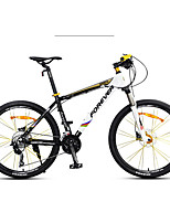 Mountain Bike Cycling 30 Speed 26 Inch/700CC SHIMANO Oil Disc Brake Suspension Fork Aluminium Alloy Frame Hard-tail FrameAnti-slip