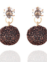 Women's Drop Earrings Basic Alloy Jewelry For Party Daily Casual Stage