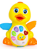 Educational Toy Duck Plastics Kid