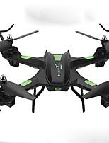 Дрон 2.4G С камерой Квадкоптер на пульте управления LED Oсвещение Винты Пульт управления/Передатчик 1  руководство 1 × Кабель питания