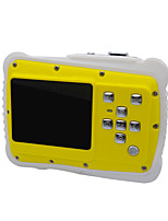 WTDC-5262 Outdoor Waterproof Camera Children 2 Inch Color Digital Camera With Flash Mini Camera