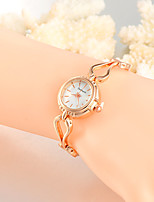 Feihongda Women's Fashion Wrist watch Unique Creative Watch Casual Quartz Alloy Band Charm Luxury Elegant Cool Watches