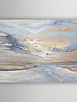 Hand-Painted  Abstract  Landscape Oil Painting With Stretcher For Home Decoration Ready to Hang