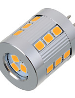 5.5W LED à Double Broches T 21 SMD 2835 200-300 lm Blanc Chaud Blanc Froid V