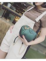 Ladies' fashion joker shell package chain shoulder aslant mini bag