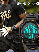 SKMEI Sports Watches Waterproof Fashion Casual Quartz Watch Digital Man Analog Military Multifunctional Wristwatches
