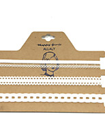 Жен. Ожерелья-бархатки Бижутерия Кружево Уникальный дизайн Свадьба Бижутерия Для Свадьба Повседневные Спорт 1 набор 3 шт.
