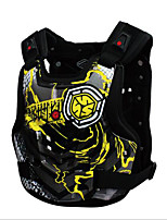 SCOYCO Professional Motocross Off-Road Racing Chest Back Body Protective Gear Guard Motorcycle Riding Armor Protector Vest AM06