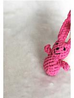 Игрушки для животных Жевательные игрушки Текстиль