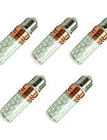 12W Lâmpadas Espiga T 84 SMD 2835 980 lm Branco Quente Branco V 5 pçs