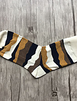 Chaussettes Moyen Coton Spandex