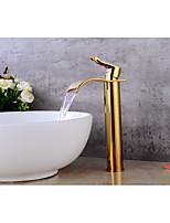 Contemporain Set de centreSoupape céramique Mitigeur un trouRobinet lavabo
