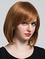 Fashion Natural BOBO  Comfortable Human Hair Wig Woman hair