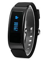 Yy df23 мужская женщина умный браслет / smartwatch / wechat движение шаг сердечный ритм спящий монитор bluetooth водонепроницаемый