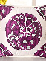 1 Pcs High Quality Sofa Cushion Pillowcase Vintage Pillow Cover Emulation Silk Pillow Case