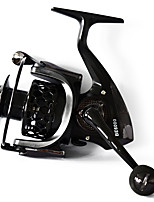 Carretes para pesca spinning 4.7:1-5.5:1 13 Rodamientos de bolas Intercambiable Pesca en General-BE4000