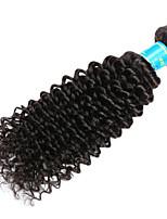 Vinsteen Malaysian Kinky Curly 1 Pcs 14-22 Inch Human Hair Bundles 100% Virgin Human Hair Extensions Cheap Human Hair Weave