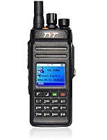 Tyt md398 10w ip67 dmr walkie talkie digital impermeável uhf 400-470mhz rádio portátil