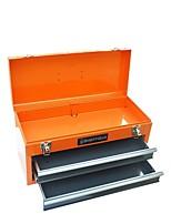 Steel Shield 2 Drawer Toolbox 510X218X250Mm /1 Pcs