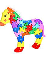 Пазлы Набор для творчества Строительные блоки Игрушки своими руками Лошадь