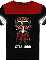 Cosplay Costumes Anime Hoodies & Sweatshirts Super Heroes Warrior Movie/TV Theme Costumes Movie Cosplay T-shirt Halloween Carnival Cotton