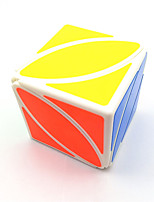 Rubik's Cube Smooth Speed Cube Magic Cube Smooth Sticker Plastics ABS