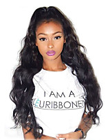 Cheap Brazilian Full Lace Wavy Human Hair Lace Wigs with Baby Hair 100% Virgin Hair 130% Density Glueless Full Lace Wigs Natural Hairline No Shedding