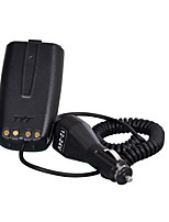 For TYT F5 Car Charger Battery Eliminator  Walkie Talkie Ham Radio Hf Transceiver