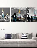 Художественная печать Пейзаж Modern,3 панели Горизонтальная Печать Искусство Декор стены For Украшение дома