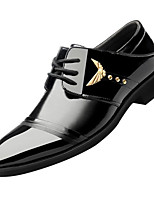 Men's Boots Formal Shoes Microfibre Spring Summer Fall Winter Wedding Office & Career Party & Evening Walking Fashion BootsRivet Split