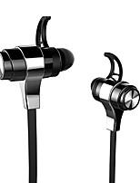 L'auricolare senza fili di sport del fonemobile dell'onda del bluetooth del neckphone bluetooth h2 con il microfono ha sviluppato il suono