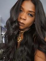 150% de densidade de cabelo brilhoso laço perucas peruca onda nova moda frente laço perucas de cabelo humano peruca de cabelo virgem para