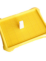 Dog Bed Pet Mats & Pads Solid Breathable Blushing Pink Yellow